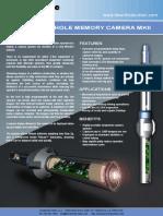 DV 140C Omega Downhole Memory Camera - LTR