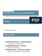 Decision Making & SM