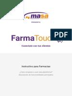 FarmaTouch-Farmacias