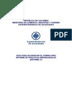 Cartilla Informe 31 - Practicas Empresariales 2011