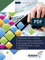 UF0319_ Sistema operativo, búsqueda de la Información_ Internet_Intranet y correo electrónico