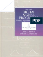 Digital Signal Processing - Principles, Algorithms & Applications][Proakis & Manolakis][3rd Ed