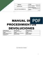 Manual de Procedimientos ENCARGADO dev