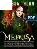 MEDUSA (THE COURT OF THE UNDERWORLD #2) BY ALESSA THORN