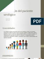 Evaluación del paciente urológico.pptx