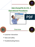 Chapter 02 - Operational Procedures