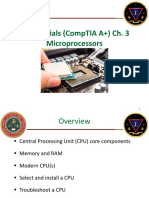 Chapter 04 - Microprocessors