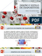 Diseño y Estilo de Diapositivas