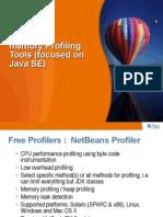 Java Memory Profiling