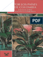 ENSAYOS SOBRE POETAS COLOMBIANOS WILLIAM OSPINA