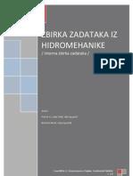 Zbirka Zadataka Iz Hidromehanike Gfos