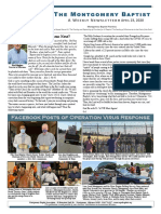 20 04 23  Montgomery Baptist Association Newsletter