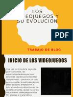 LosVideoJuegos_Evolucion