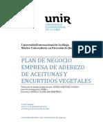 Plan de negocio empresa de aderezo de aceitunas y encurtidos vegetales.pdf