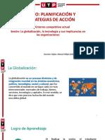 2. La globalización, la tecnología y sus implicancias en las organizaciones