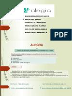 DIAPOSITIVAS  ALEGRA