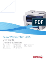 Xerox workcentre 6015 Guia