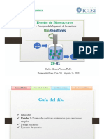 Bioreactor Design Class 6 G1