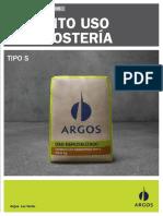 ficha tecnica Argos Cemento Uso Mamposteria.pdf