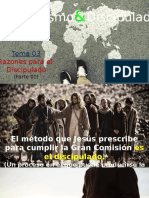 03. Razones del porque Discipular (Parte UNO).pptx