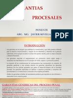DERECHO PROCESAL   PENAL   I    --      (2) (1)