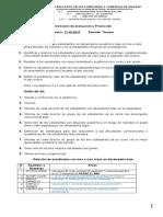 Comisión de evaluación y Promoción octavo grado III periodo