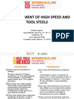 LAGUNA - ETSA High speed & tool steels