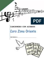 CANCIONERO OFICIAL CORO ZONA ORIENTE 2013 con ACORDES.pdf