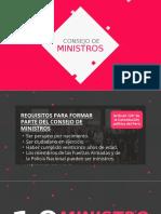 CONSEJO DE MINISTROS OKI