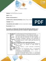 Ficha 2 -Fase 2- psicologia evolutiva caso 16 años