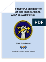 Effects of Multiple Distribution Licensee