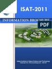 Brochure Isat2011 Final