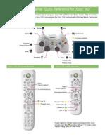 Xbox360 MC QuickRef