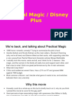 Practical Magic _ Disney Plus