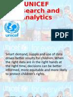 UNICEF Data and Analytics.pptx