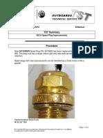 QC10 Spark Plug Improvements