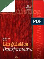 Edwin Carhuachi Ramos Didactica de La lingüística Transformativa