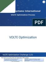 VOLTE Optimization Process