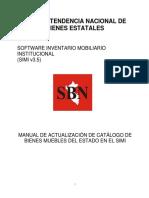 Manual de actualizacion Catalogo de bienes SIMI 3.5.pdf