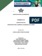 Evidencia 6 LPQ Maderas de Colombia.pdf