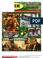 The Late December, 2010 edition of Warren County Report