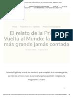 El relato de la Primera Vuelta al Mundo_ la historia más grande jamás contada • Magallanes y Elcano.pdf