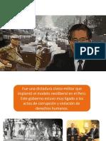 Clase 37 - Gobierno de Fujimori y transición democrática.pptx
