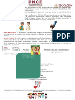 Protocolos para la prevención detección y actuación en caso de abuso sexual infantil, acoso escolar y maltrato en las escuelas