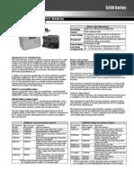 5200 Service Bulletin Z152