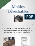 Moldes Desechables PM