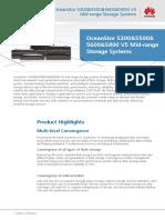 Storage system 5500 V5