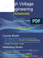 Lecture 1 - Basics of High Voltage Engineering .ppsx