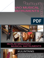 Instrumental Music of Mindanao