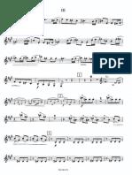Rota Trio - Clarinet